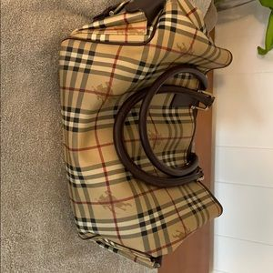 Beautiful Burberry bag